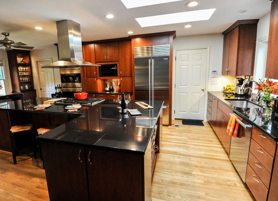 after kitchen
