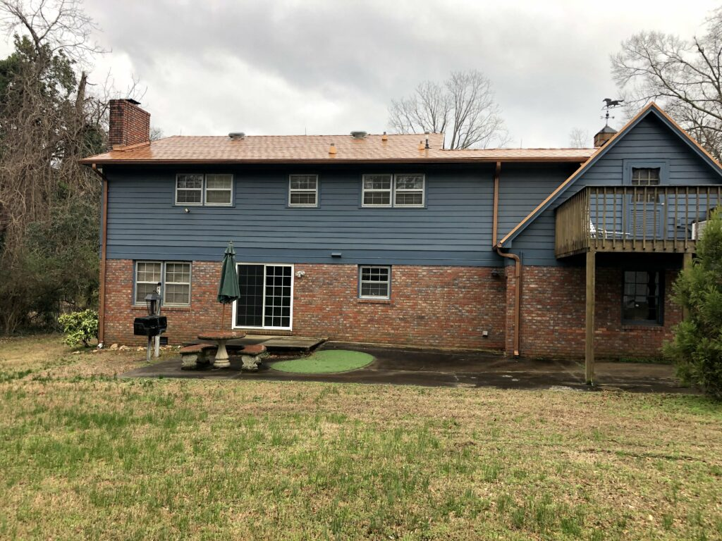Whitlock Ave Before Rear